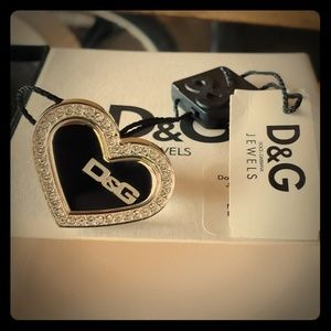 ❤ Dolce & Gabbana Heart Ring ❤